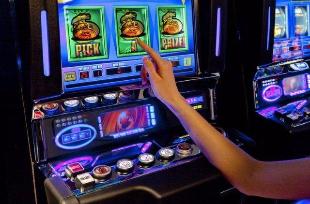 Игровые автоматы Cosmolot casino
