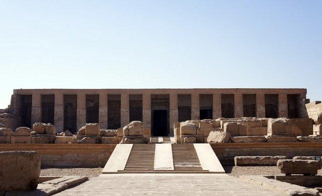 Храм Осириса в Абидосе