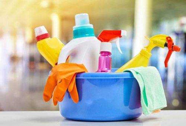 Генеральная уборка и комплексная дезинфекция помещений в период эпидемий гриппа и ОРЗ