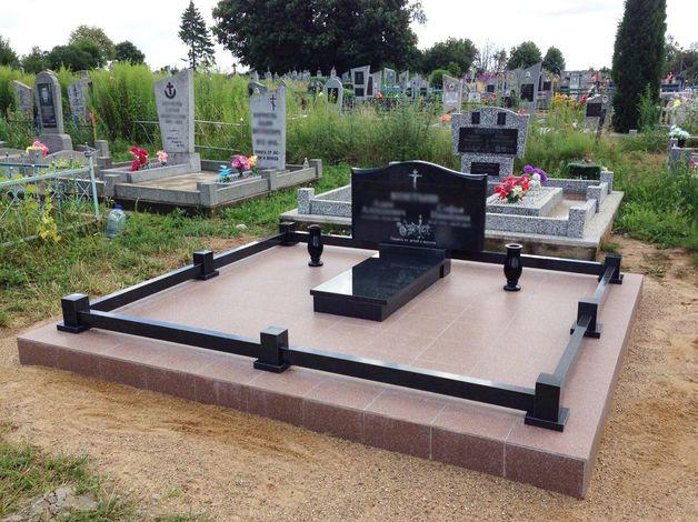 Благоустройство мест захоронений на кладбище