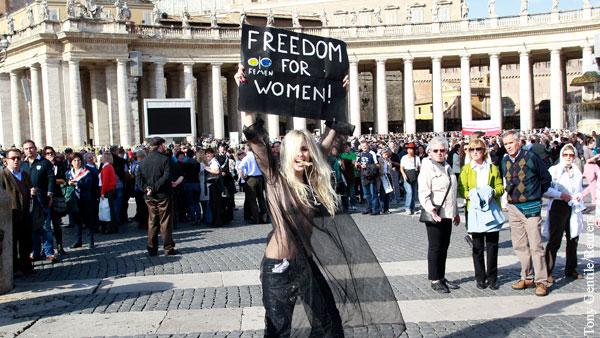 Радикальный феминизм – причины возникновения