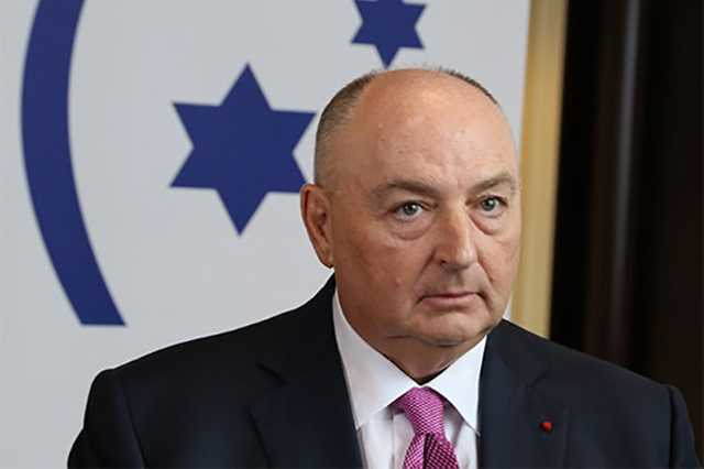 Речь президента ЕЕК Вячеслава Моше Кантора на конференции в Брюсселе о борьбе с проявлениями антисемитизма