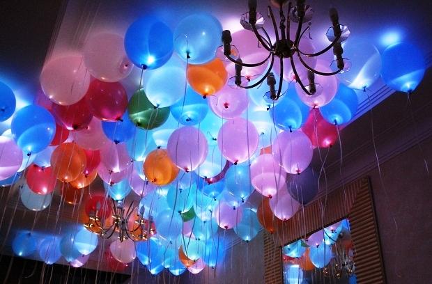 Праздничные воздушные шары по низким ценам