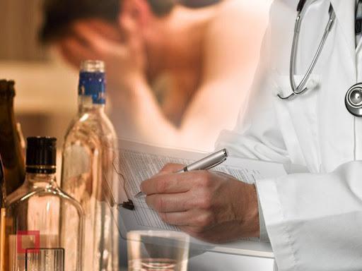 Симптомы и терапия алкогольной детоксикации