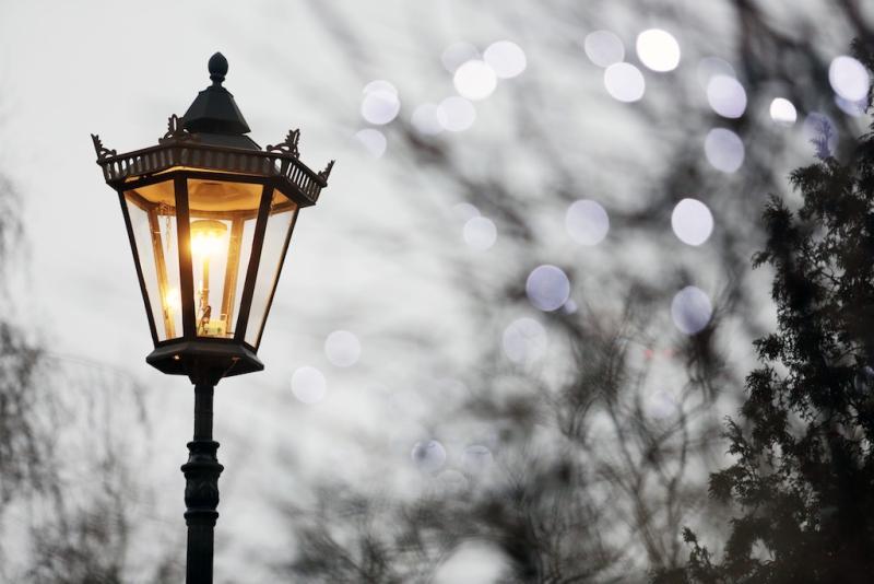 Уличное освещение по лучшей цене