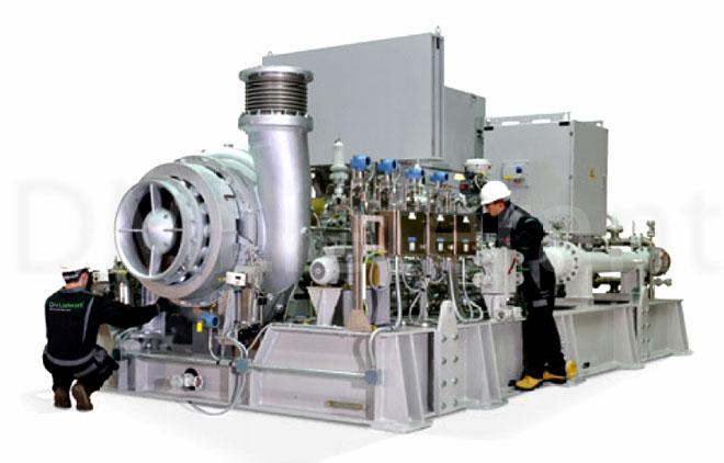 Качественный и профессиональный ремонт центробежных компрессоров
