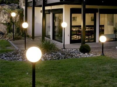 Уличные светильники: огромный выбор, доступные цены