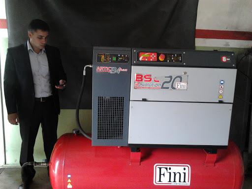 Качественный ремонт и техническое обслуживание компрессоров Фини