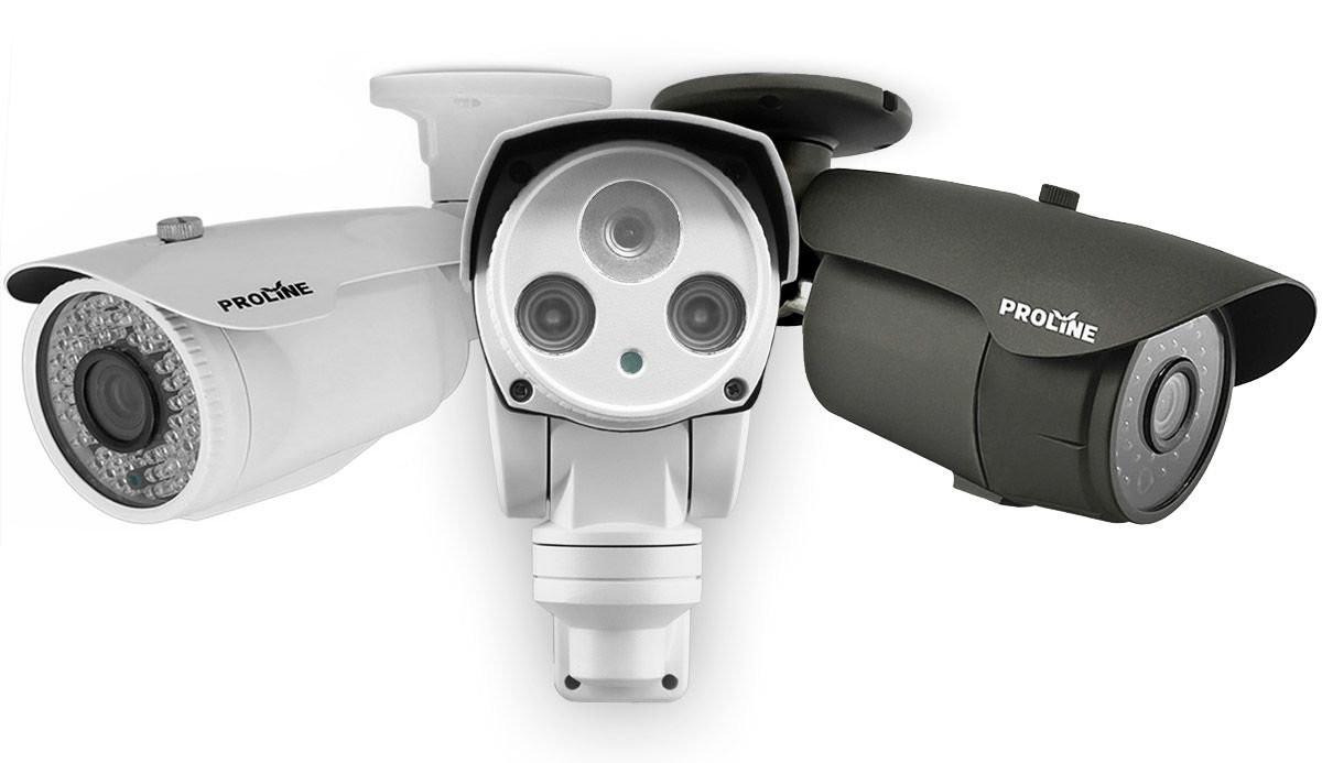 Какие камеры видеонаблюдения бывают