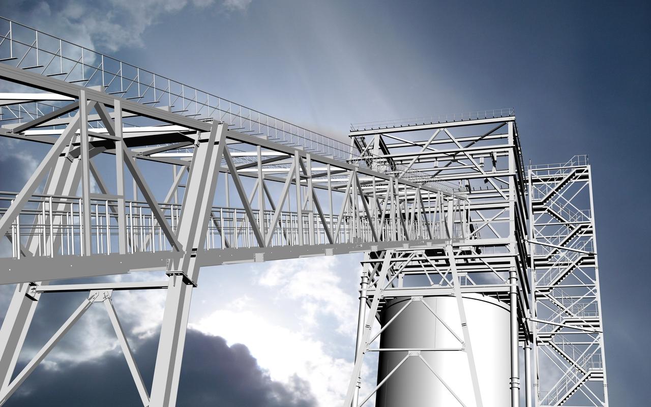 Металлоконструкции от завода Авалонинвест