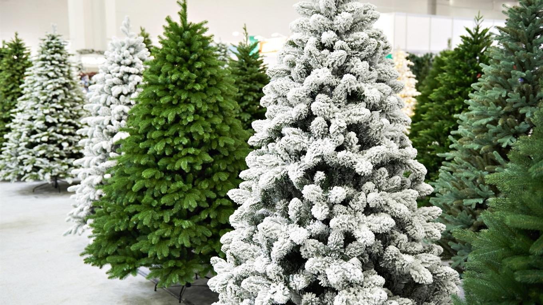 Преимущества покупки искусственной елки