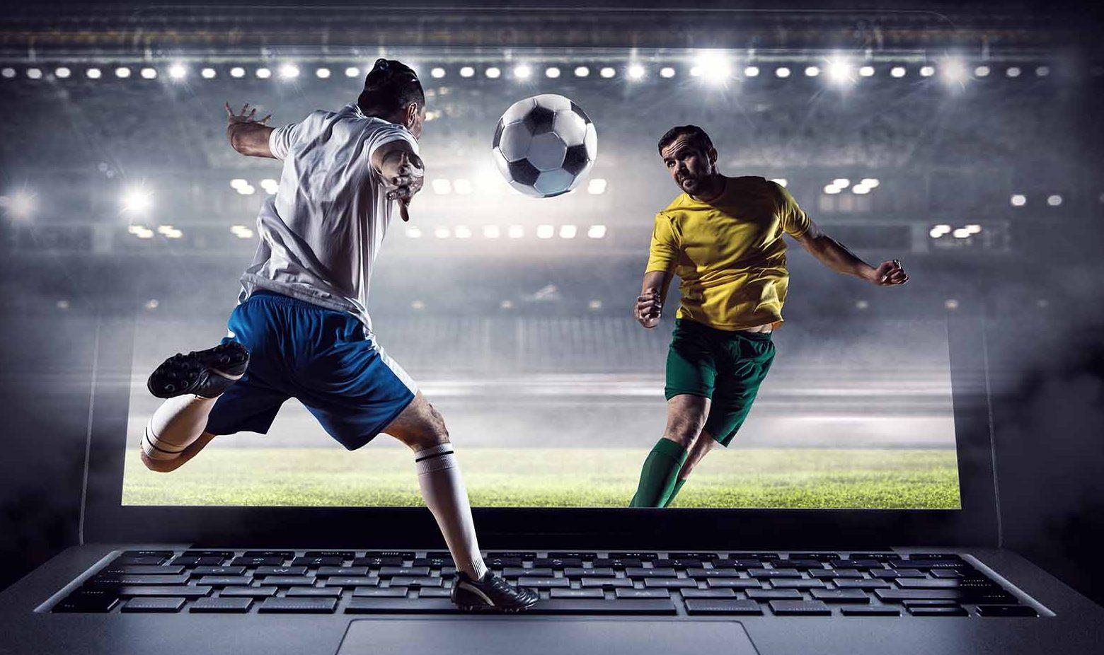 Поставить на футбольную команду и выиграть можно в БК Пари Матч