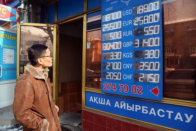 Курс доллара в Шымкенте