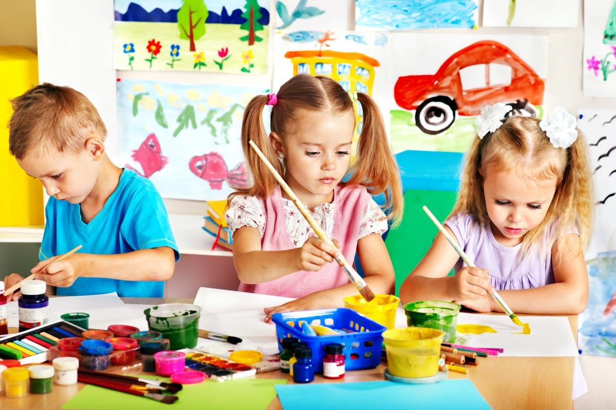 Увлекательные мастер-классы для детей разного возраста