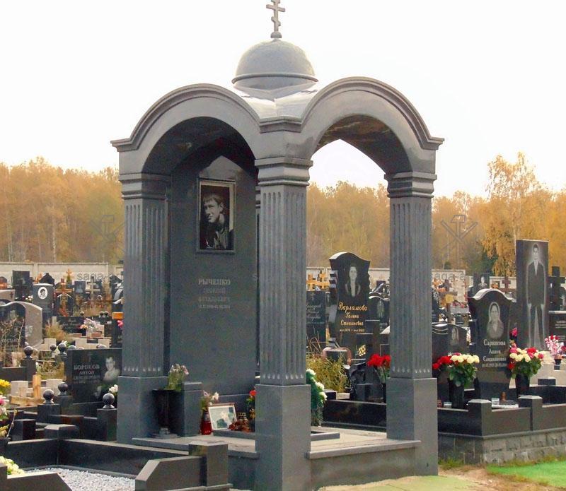Изготовление часовни на могилу