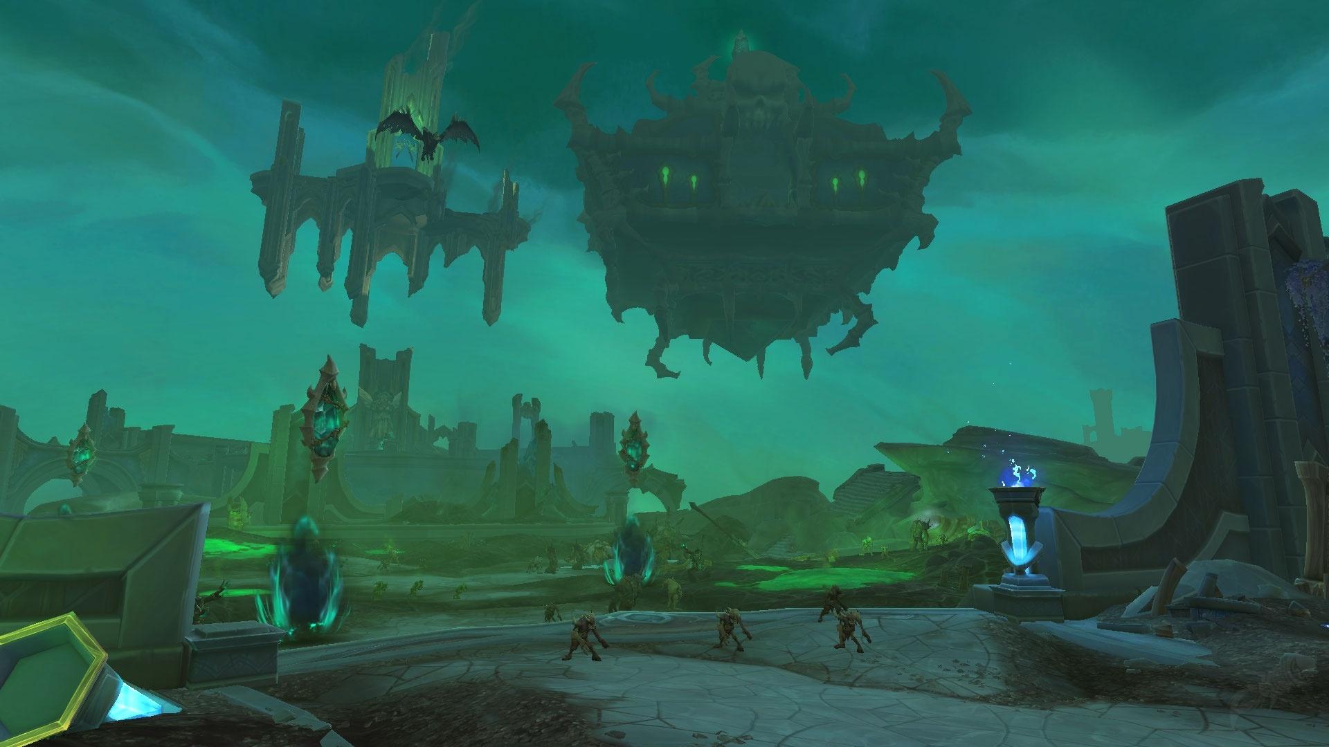 Миры World Of Warcraft. Смертельная тризна