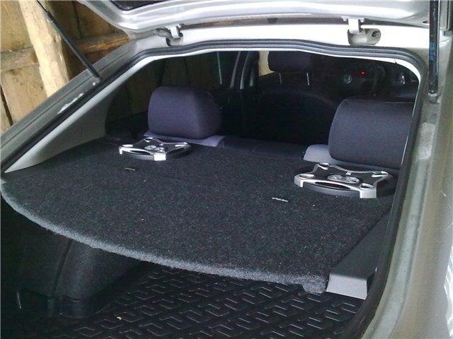 Установка акустической полки багажника - можно ли справиться самостоятельно