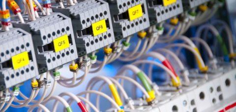 Компания по производству электротехнического оборудования