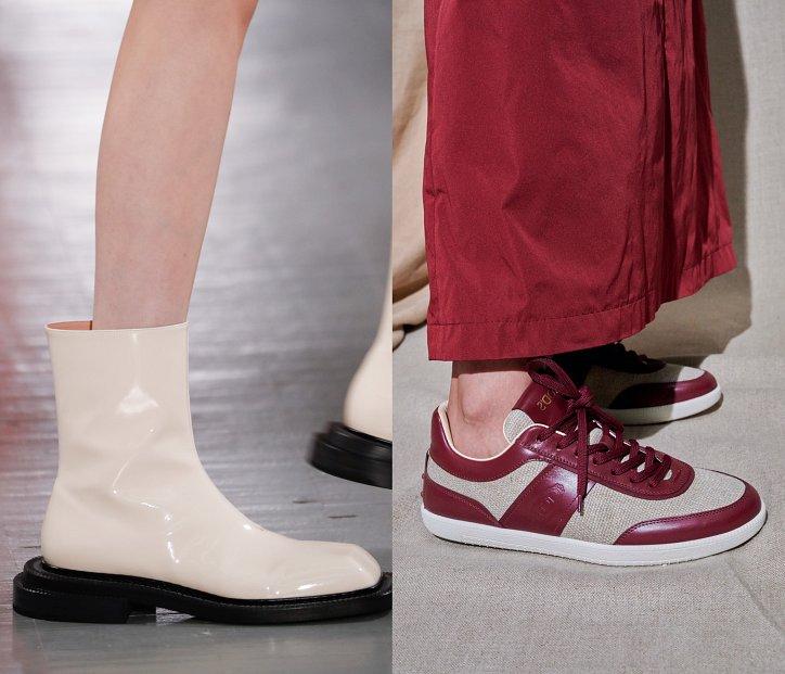 Модные модели обуви в 2021 году