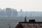 Спасо-Бородинский монастырь. Вид от командного пункта Кутузова