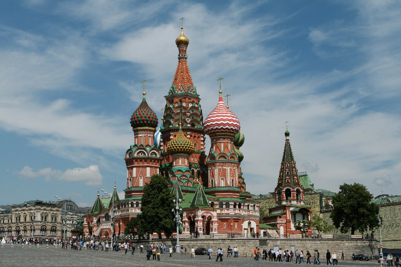 Храм Василия Блаженного (собор