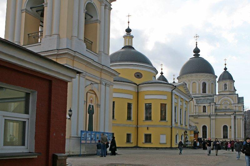 фотографии покровского монастыря работала