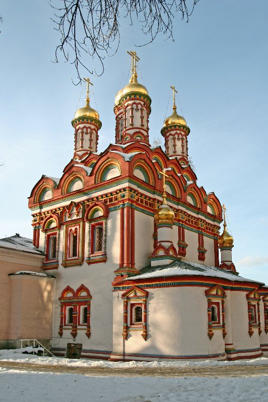 Фото самых красивых православных храмов