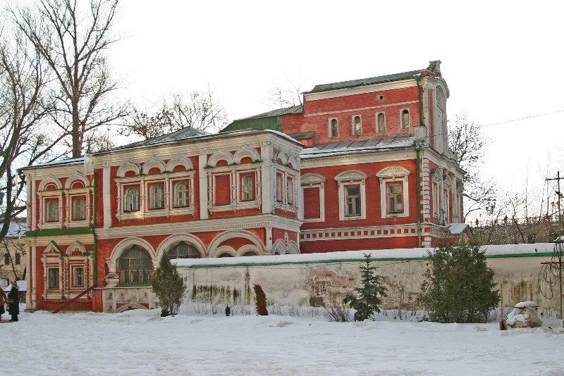 Картинки по запросу Палаты Аверкия Кириллова и храм Николы на Берсеневке москва