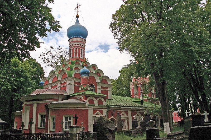 Донской монастырь был основан
