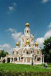 Церковь Покрова Пресятой Богродицы в Филях